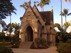 Lunalilo's tomb