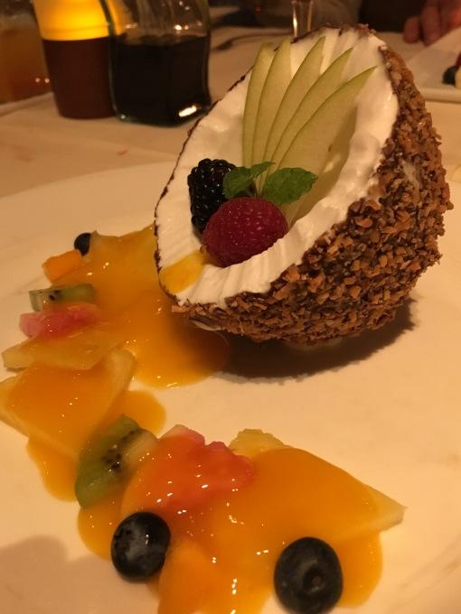 Alan Wong's Coconut